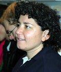 رنا حسيني، الصورة: منظمة العفو الدولية