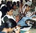 جامعة أحفاد للنساء في أم درمان، الصورة: موقع الجامعة