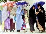 نساء في إحدى شوارع كابول، الصورة: أ ب