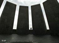 نصب تذكاري في العاصمة الأرمنية يريفان، الصوورة: أ ب