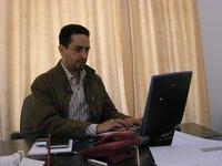 حافظ البكاري، الصورة: كلاوس هايماخ وسوزانه شبورَّر