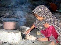 ضحية الزلزال في باكستان، الصورة: د ب أ