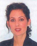 الباحثة نايكا فروتان، الصورة: من الأرشيف الخاص