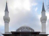 مسجد سيهتيلك في برلين، الصورة: د ب أ