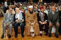 للقاء السنوي للجماعة الإسلامية في ألمانيا في آخر العام الماضي، الصورة: إخلاص عباس
