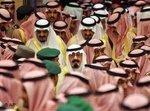 الملك عبد الله، الصورة: أ ب