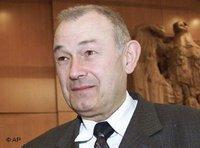 وزير داخلية بافاريا، جونتر بيكشتاين: الصورة، أ ب