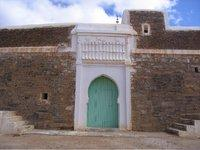 زاوية في جنوب المغرب، الصورة: بيات شتافر