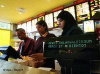 مطعم للأكل السريع في فرنسا، الصورة: د ب أ