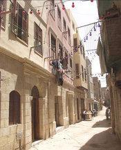 حي الدرب الأحمر في القاهرة