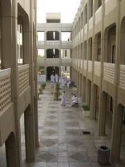 جامعة السلطان قابوس، الصورة: شارلوته فيديمان