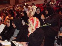 طالبات عمانيات، الصورة: www.ambassadors.net