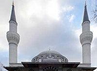 جامع شهيد ليك في برلين، الصورة: أ ب