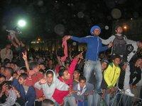 جمهور مهرجان الصويرة، الصورة: دافيد زيبرت