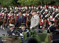 رئيس الجمهورية الفرنسي ساركوزي، الصورة: أ ب