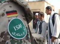 جندي ألماني في أفغانستان، الصورة: أ ب
