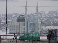 مسجد في ساراييفو؛ الصورة: فابيان شميدت، دويتشه فيلله