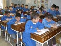 مدرسة أرمنية في حلب؛ الصورة: شارلوته فيديمان