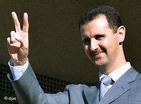 الرئيس السوري بشار الأسد، الصورة: د.ب.أ