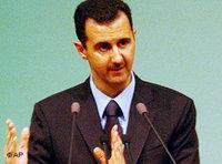 بشار الأسد، الصورة: خاص أ.ب