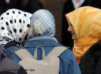طالبات تركيات محجبات، الصورة: أ.ب