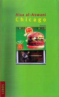 غلاف رواية شيكاغو