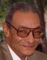 الروائي المصري، بهاء طاهر، الصورة من منظمي الحفل