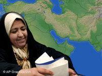 الديموقراطية وحقوق المرأة أمور يصعب في كثير من الأحيان تصورها في العالم العربي، الصورة: دويتشه فيله