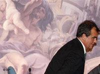 روبيرتو كالديرولي، الصورة: أ.ب