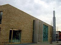 مسجد بينتسبرغ الزجاجي، الصورة دويتشه فيله