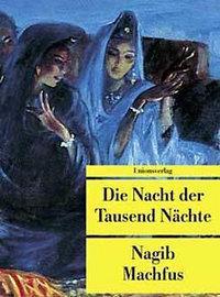 غلاف رواية ألف ليلة وليلة بالألمانية