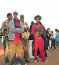 شباب من الدار البيضاء، الصورة: دافيد زيبرت