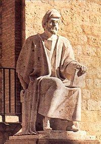 تمثال ابن رشد في قرطبة