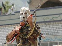 صورة أحد مقاتلي طالبان الباكستانيين، الصورة: أ.ب