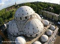 المسجد، الصورة: د.ب.ا