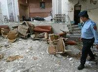 أعمال عنف في المغرب، الصورة: أ.ب