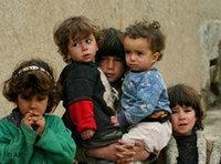 معاناة الأطفال الأفغان، الصورة: أ.ب