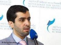نائب رئيس مؤسسة محمد بن راشيد آل مكتوم، ياسر حارب