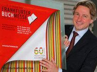 رئيس معرض فرانكفورت للكتاب، يورجن بوس