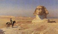 لوحة تأريخية للفنان جان ليون جيروم