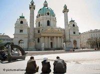 كنيسة كارل في فيينا، الصورة: د.ب.ا