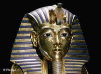 نفرتيتي في المتحف المصري، الصورة. ا.ب