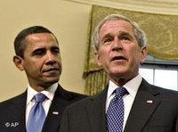أوباما بوش