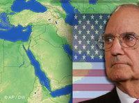 ميتشيل إلى الشرق الأوسط