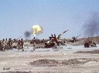صور من الحرب العراقية الإيرانية، الصورة: ا.ب