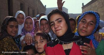 فتيات من القاهرة