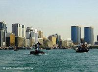 أحد  المشاريع الإسكانية الراقية في دبي، الصورة: ا.ب