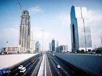 ناطحات سحاب دبي، الصورة: ا.ب