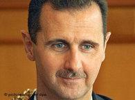 Bashar Al-Assad (photo: dpa)