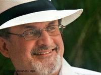 سلمان رشدي، الصورة: ا.ب